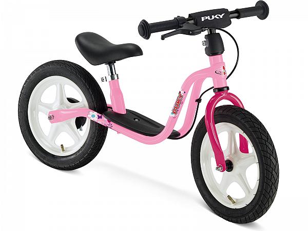 Puky LR 1L Br fra 90 cm Løbecykel, Rosé/Pink