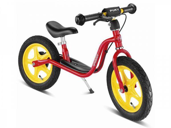 Puky LR 1L Br Løbecykel - fra 90 cm - rød