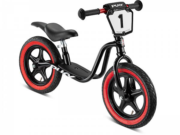 Puky LR 1L Plus fra 90 cm Løbecykel, Supermoto Edition
