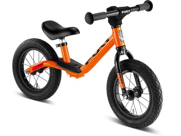 Puky LR Light fra 90cm Løbecykel, Orange