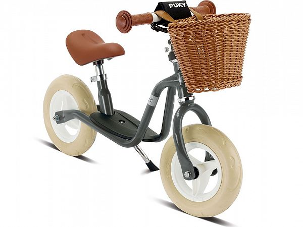 Puky LR M Classic fra 85 cm Løbecykel, Anthracite