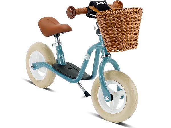 Puky LR M Classic fra 85 cm Løbecykel, Retro Blue