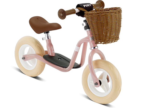 Puky LR M Classic fra 85 cm Løbecykel, Retro Rose