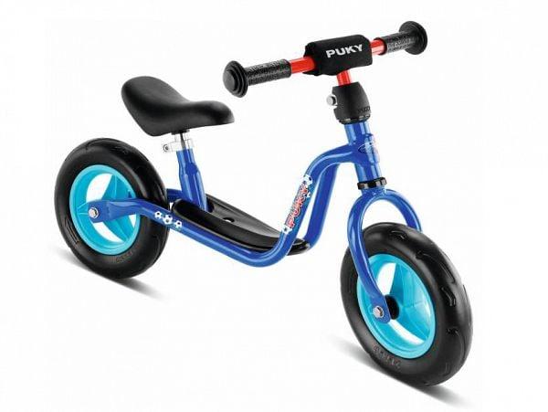 Puky LR M fra 85 cm Løbecykel , Blue