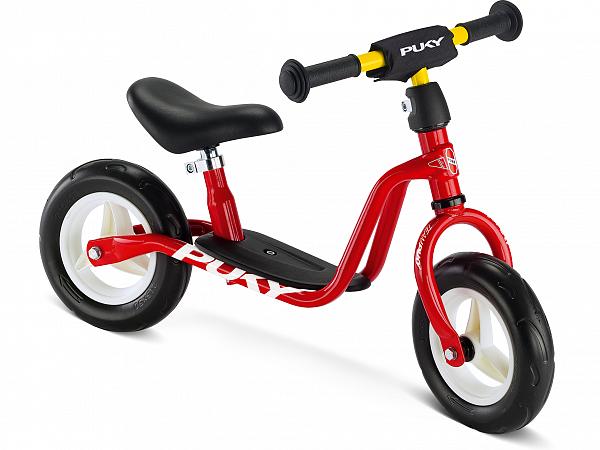 Puky LR M fra 85 cm Løbecykel, Red