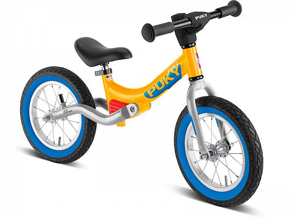 Puky LR Ride Splash fra 90cm Løbecykel, Yellow