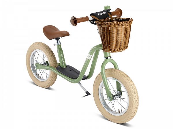 Puky LR XL fra 95cm Løbecykel, Retro Green