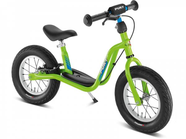 Puky LR XL Løbecykel - fra 95 cm - Grøn