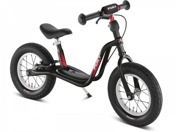 Puky LR XL Løbecykel - fra 95 cm - Sort