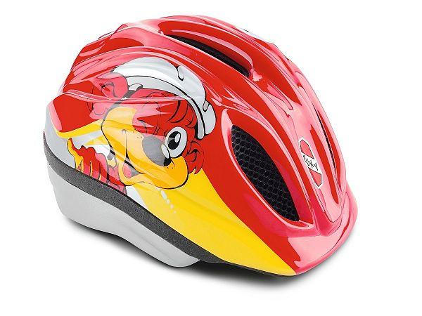 Puky PH1 Cykelhjelm, Red