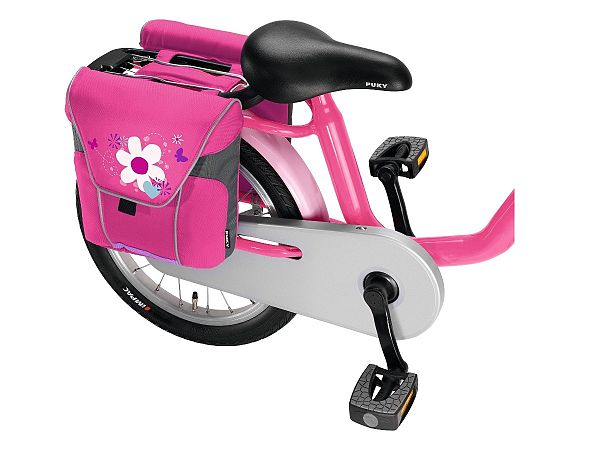 Puky pink Cykeltasker, 12-18""