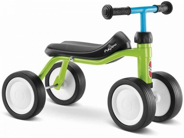 Puky PUKYlino Løbecykel - fra 75 cm - grøn