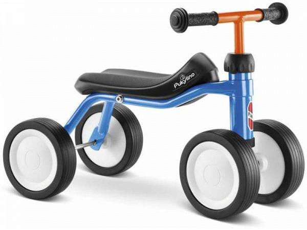 Puky PUKYlino Løbecykel - fra 75 cm - ocean blue