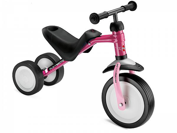 Puky PukyMOTO Trehjulet Cykel, Berry