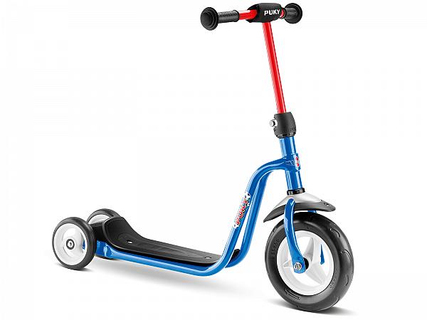 Puky R1 Trehjulet Løbehjul, Ocean Blue