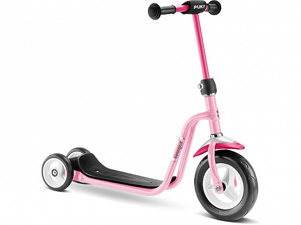 Puky R1 Trehjulet Løbehjul, Rose