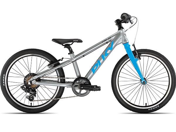 """Puky S-Pro 20-7 Alu 20"""" Blue - Børnecykel - 2021"""