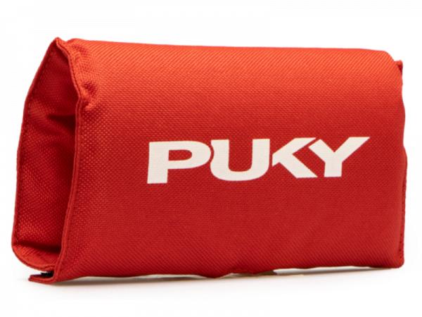 Puky Styrpude, Red