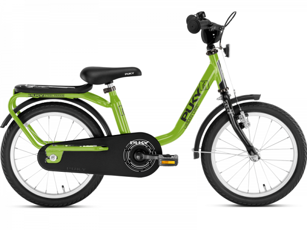 "Puky Z 6 16"" grøn - Børnecykel - 2020"