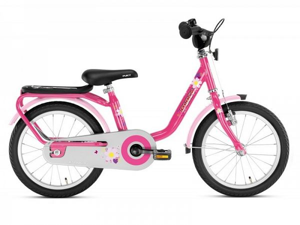 """Puky Z 6 16"""" Lovely Pink - Pigecykel - 2020"""