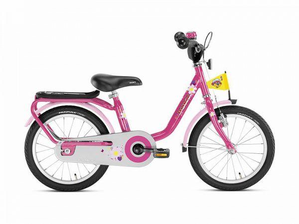 "Puky Z 6 16"" pink - Pigecykel - 2018"