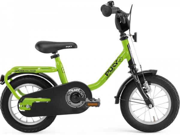 "Puky Z2 12"" grøn - Børnecykel - 2020"