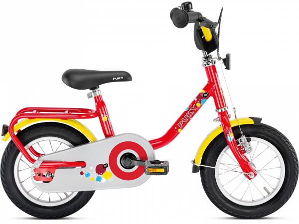 "Puky Z2 12"" rød - Børnecykel - 2019"