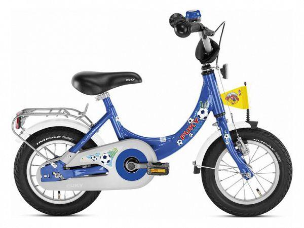 """Puky ZL 12-1 Alu 12"""" blå - Børnecykel - 2020"""