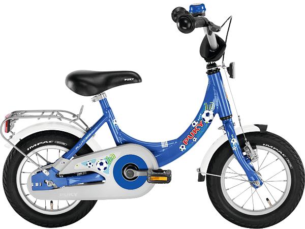 """Puky ZL 12-1 Alu 12"""" Blue - Børnecykel - 2020"""