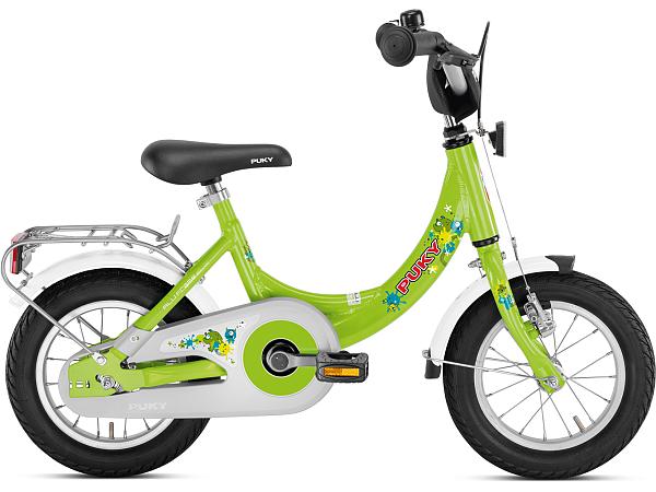 """Puky ZL 12-1 Alu 12"""" Kiwi - Børnecykel - 2020"""