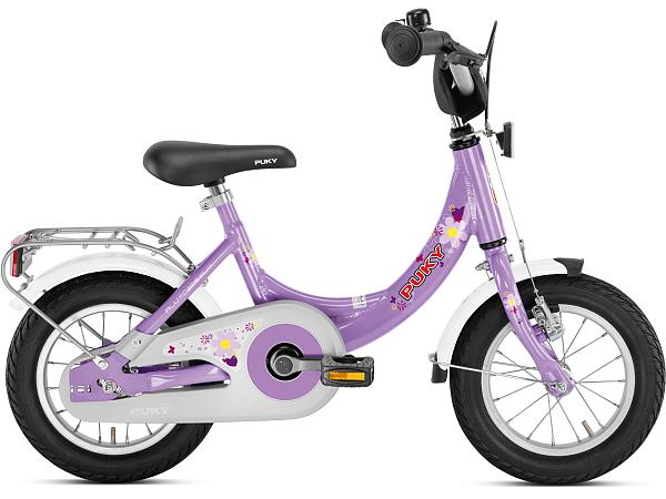 "Puky ZL 12-1 Alu 12"" Purple - Pigecykel - 2020"