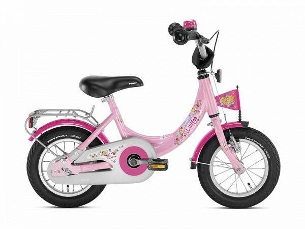 "Puky ZL 12-1 Alu Lillifee 12"" lyserød - Pigecykel - 2020"