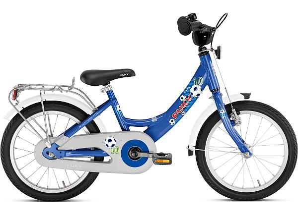 """Puky ZL 16 Alu 16"""" blå - Børnecykel - 2020"""