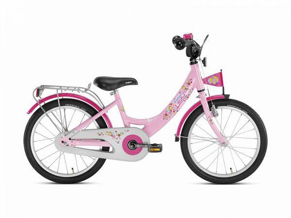 "Puky ZL Alu Lillifee 18"" lyserød - Pigecykel - 2020"