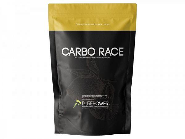 PurePower Carbo Race Citrus Energy Drink, 1 kg