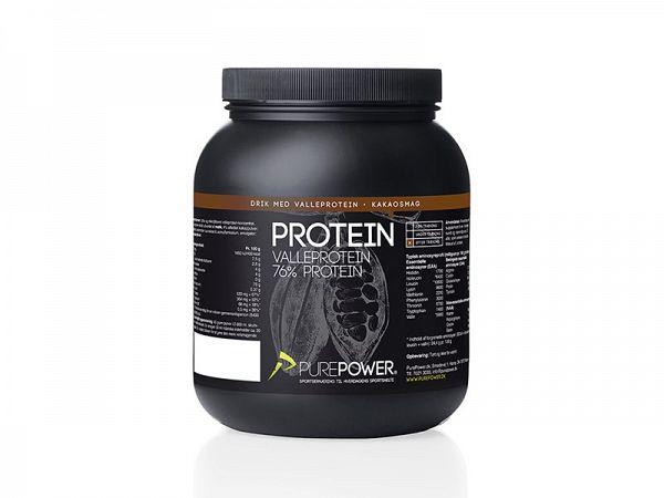 PurePower Chocolate Proteindrink, 1 kg