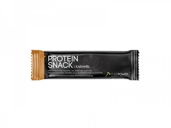 PurePower Protein Bar, Caramel Chocolate