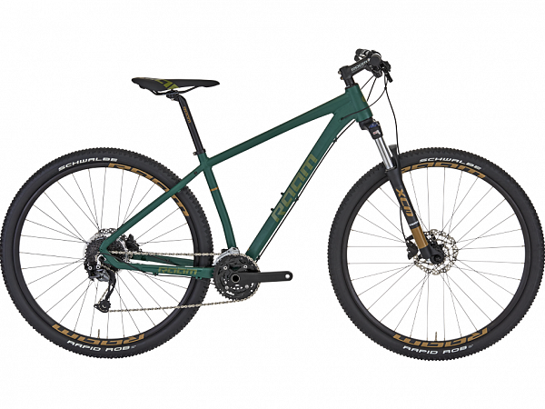 "Raam CR Pro 3.0 Green 29"" - MTB - 2020"