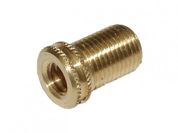 Racer/Dunlop Ventil til Autoventil Adapter