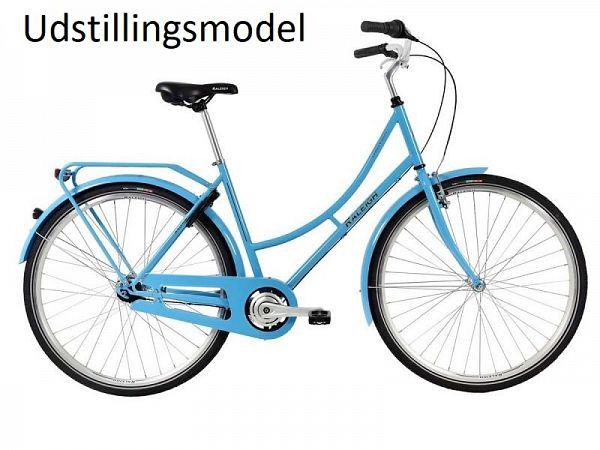 Raleigh Darlington 3G blå - Damecykel - 2019