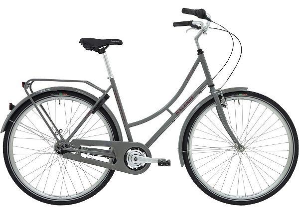 Raleigh Darlington 3G Grey - Damecykel - 2020