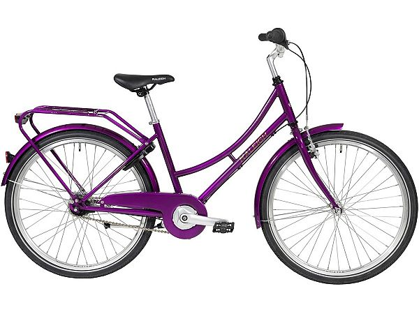 "Raleigh Darlington 7 Purple 24"" - Pigecykel - 2021"