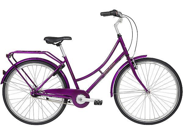 "Raleigh Darlington 7 Purple 26"" - Pigecykel - 2021"