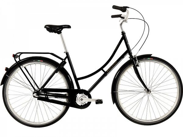 Raleigh Darlington 7G Black - Damecykel - 2020