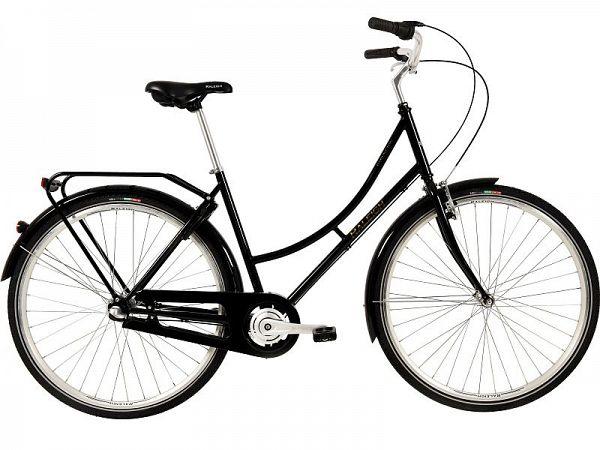 Raleigh Darlington 7G Black - Damecykel - 2022