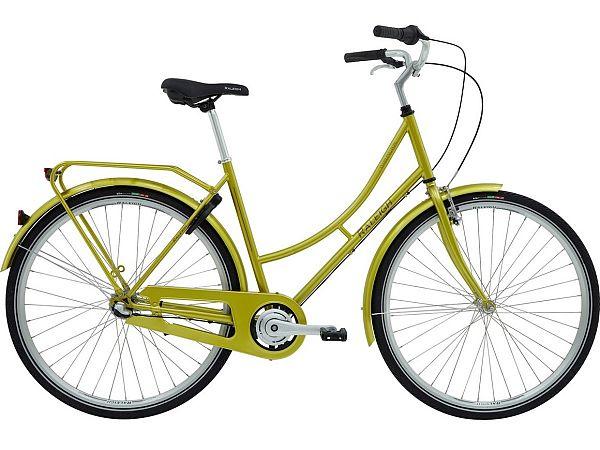 Raleigh Darlington 7G Gold - Damecykel - 2020