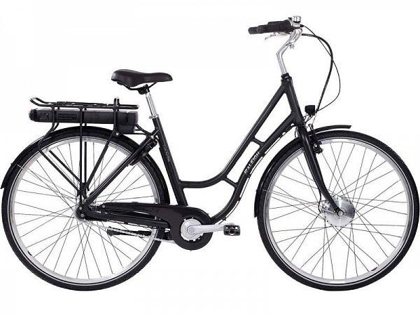 Raleigh Darlington Black - Elcykel - 2020