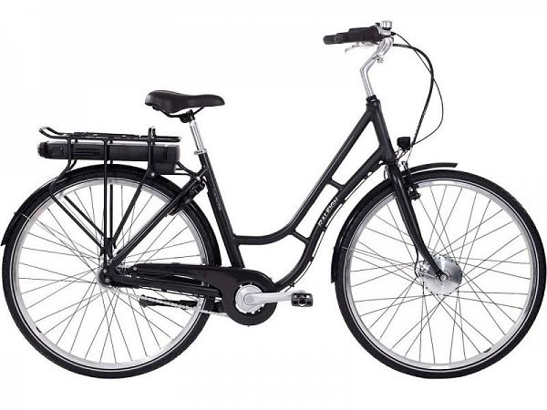Raleigh Darlington Black - Elcykel - 2022