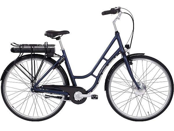 Raleigh Darlington Blue - Elcykel - 2022