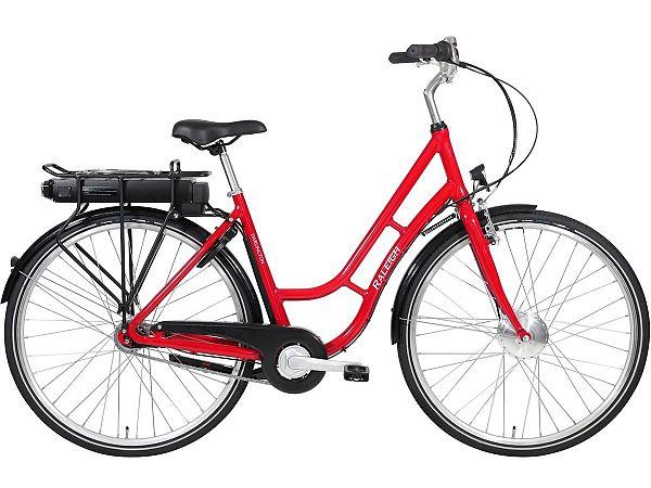 Raleigh Darlington Red - Elcykel - 2022
